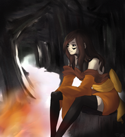 As long as there is fire by Katfura