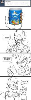 Ask Vegeta 29 by Camron23