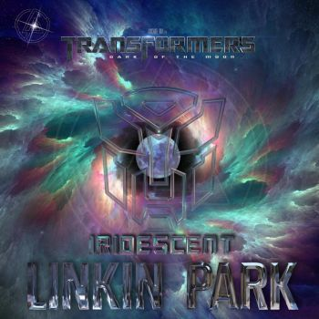 Linkin Park Iridescent CD by Casperium
