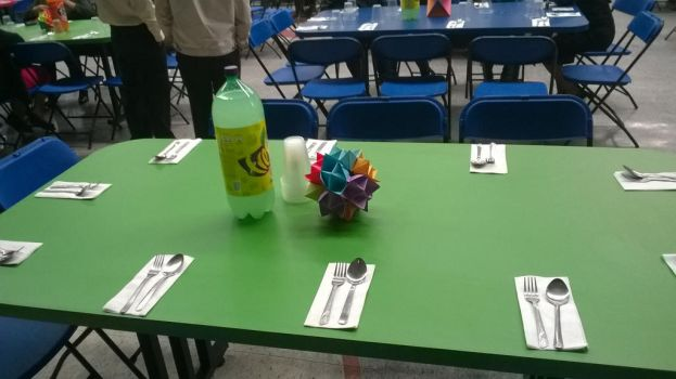 Origami table 3 by mxremi