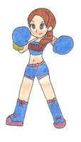 Boxer Janice request by OutThereOtaku
