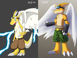 Before and After by DRVee