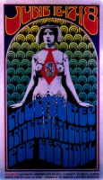 Monterey Pop Festival 1967 by ArtCovers