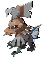 Type: Null by TaylorTrap622