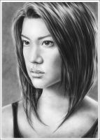 Grace Park by Zindy
