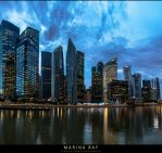 MARINA BAY by sandeepsarma