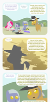Pie Family Tales 05 - Earth ponies of old by HareTrinity