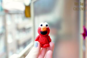 Elmo by MissBajoCollection