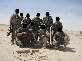 DEVGRU/ SEAL Team Six by romanov302