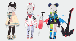 Clothes Custom 1 by twin-tail