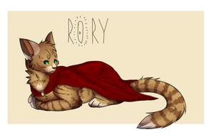 Rory  by xDorchester