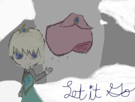 ~Let It Go~ by WinterTheGlaceon45
