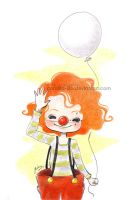 Like a Clown by jubalew