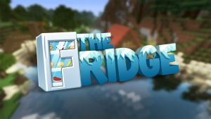The Fridge Logo - BajanCanadian by FinsGraphics