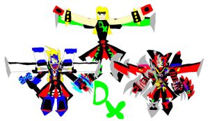 The Return of D-Generation X by prfctcellrulz