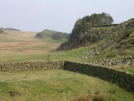 Hadrian's wall 9 by Noodle-stock