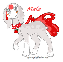 Mela by NayeliofBeginnings