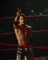 Alex Shelley peaces by rtbooker18