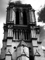Notre Dame by HikariKage-Cat