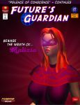 Future's Guardian 11 by djmatt2