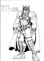 thor by LOUPZ28