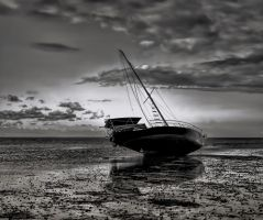 High and dry by GeoffSporne