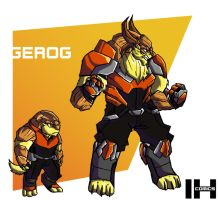 The Gerog IH by IHComicsHQ