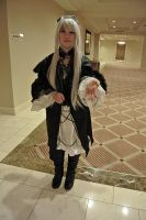 Suigintou Cosplay by angelaalee