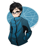 Commission - Yuri on Ice by Kamiyuu-san
