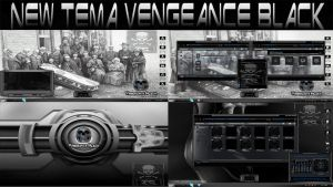 [TEMA] Vengeance Black By FASCA123 by FASsCA123