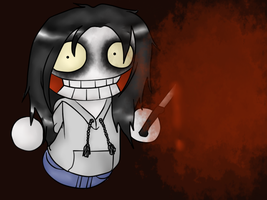 Creepypasta Chibi Series-Jeff the Killer by xSkeletalRemainsx