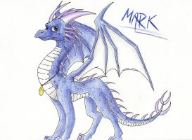 Mark - point donation by IcelectricSpyro