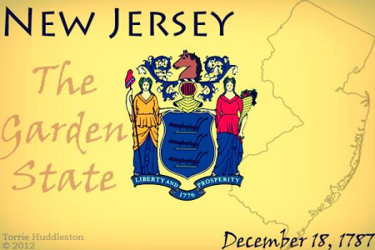 New Jersey by modestlyvainglorious