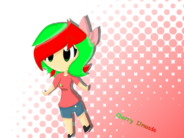 Chibi Cherry Limeade by pokeshipper4life
