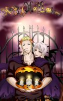 Happy HetaWeen by Kou-Sato