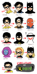 Robin Evolution by scarlet-xx