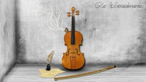 Re Stradivarius by graphomet