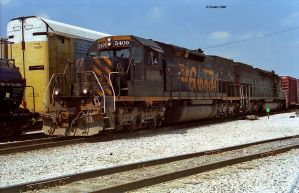 SD40T-2 5409 S-a 7-11-98 by eyepilot13