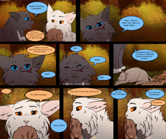 The Recruit- Pg 151 by ArualMeow