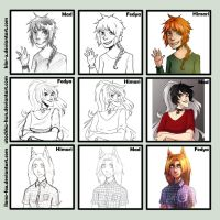 Switcharound Meme with Fedya and Mad by Ilona-fox