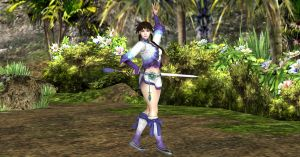 Xianghua Favorite pose by nashdnash2007