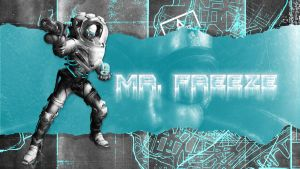 Mr. Freeze Tribute by Corvasce1982