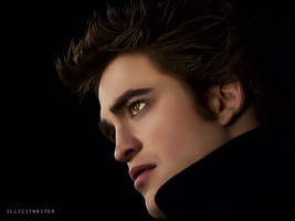 Edward Cullen | New Moon 1.0 by IllicitWriter