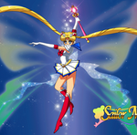 Sailor Moon Super by McMugget