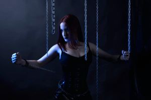 In Chains - III by ElektraSaintClaire