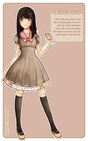 School Lolita Design by nokecha