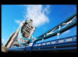 The Tower Bridge by Veta94