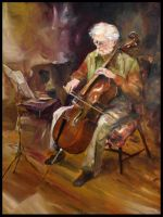 The Musician by doux-amerfaerie