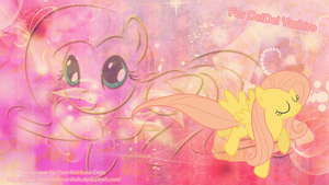 Fluttershy wallpaper by Cool-Rainbow-Dash