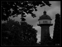 Water Tower Feudenheim by phq